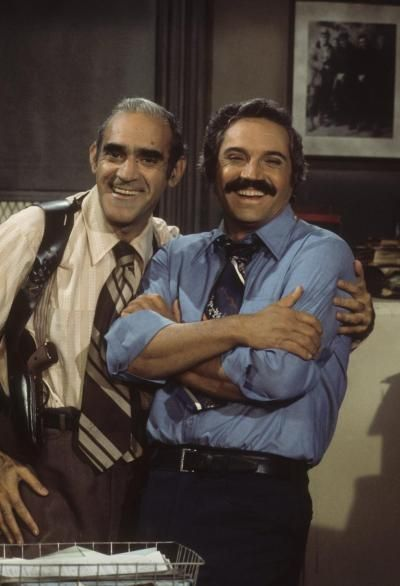 THE NEW YORK DAILY NEWS (January 26, 2016) ~ Hal Linden writes a beautiful remembrance of Abe Vigoda, his BARNEY MILLER co-star, who died at 94 on January 26, 2016. [Click for article]