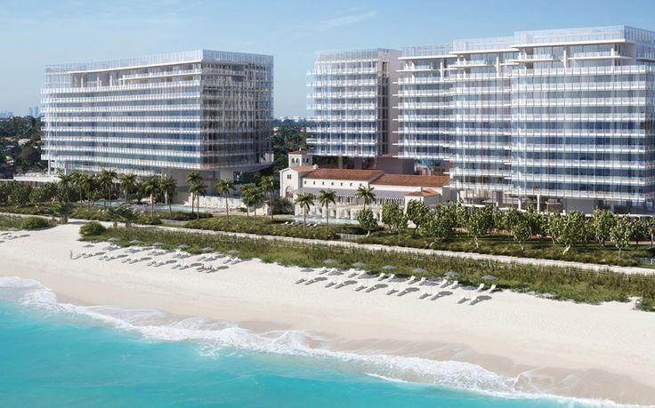 Four Seasons at The Surf Club, Surfside, Miami