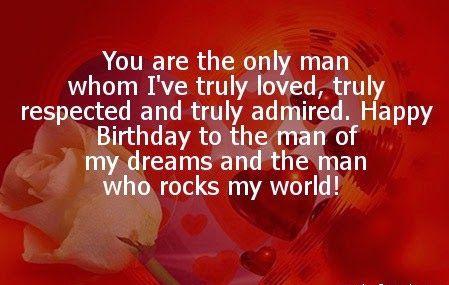 Cute Happy Birthday Quotes for boyfriend  Sad Poetry  Pinterest  Happy bir...