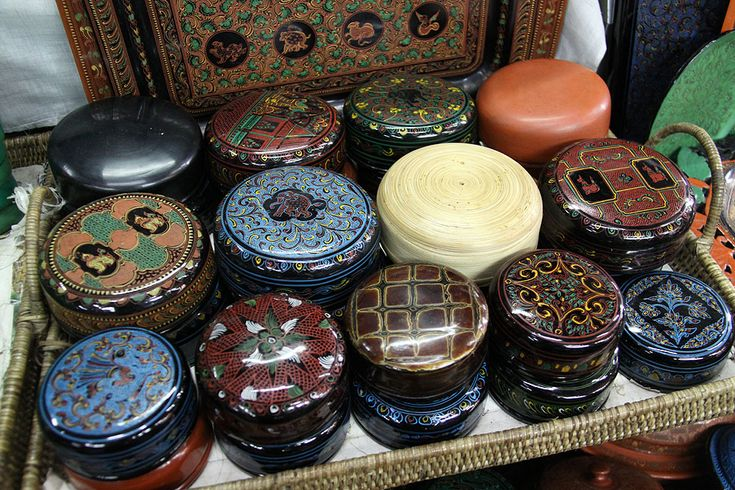5 great arts and crafts to buy in Burma