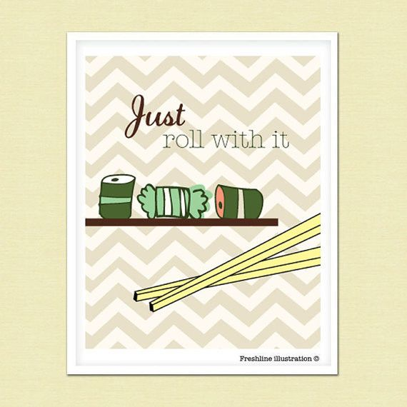 9 Best #Sushi #Quotes Images On Pinterest