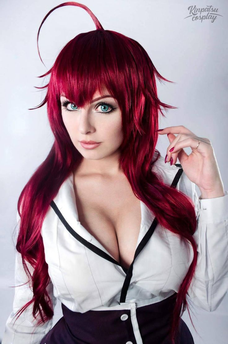 Cosplayer: Kinpatsu Cosplay.  Country: South Africa.  Cosplay: Rias Gremory from High School DxD.  https://m.facebook.com/KinpatsuCosplay/