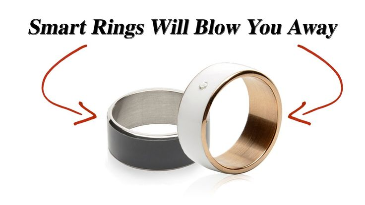 Five Smart Rings That Will Blow Your Mind