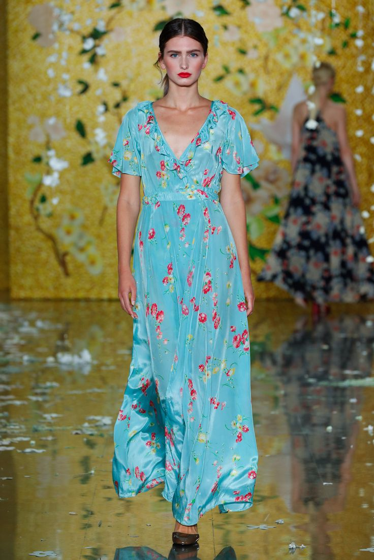 #fashIon #bytimo #ti-mo #vintage #romantic #clothes #norwegian #style #bohemian #spring #summer #webshop #shop #instagram #pattern #embroidery #flowers #lace #lookbook #clothes #model #dreamy #free #light #blue #strong #maxi #dress #v-neck