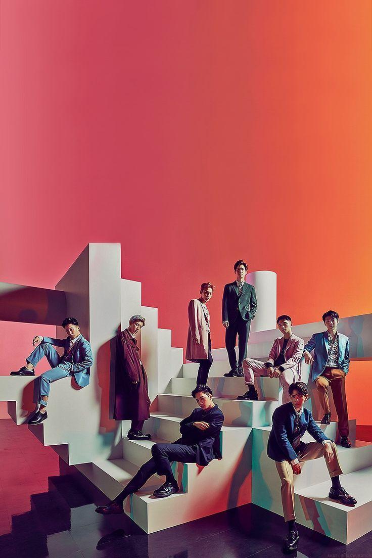 #EXO #ALBUM:JAPANESE #COUNTDOWN