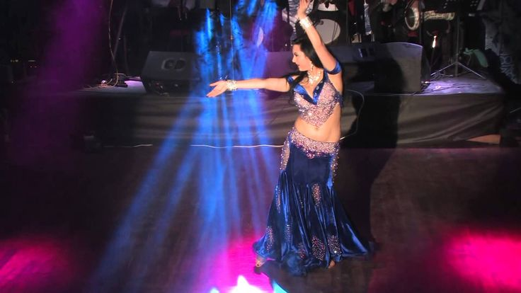 Yana Tsehotskaya @ Festivl Eilat   Deluxe Opening Show