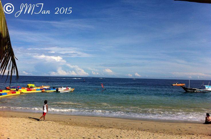 White Beach Puerto Galera, Philippines