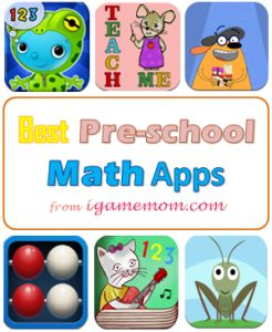 Finest Instructional Apps for Youngsters – Finest PreSchool Math Apps