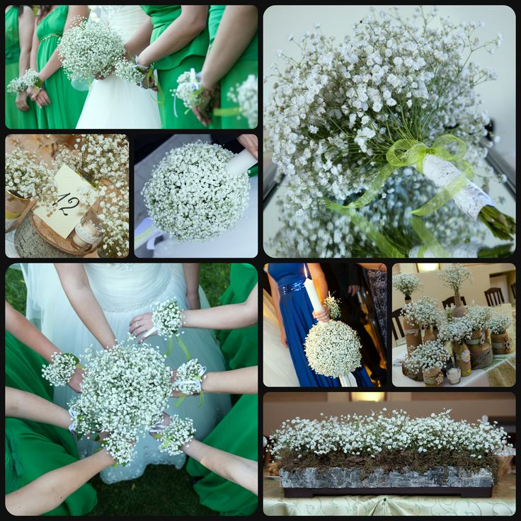 Wedding flowers and deco by Floraria Ema