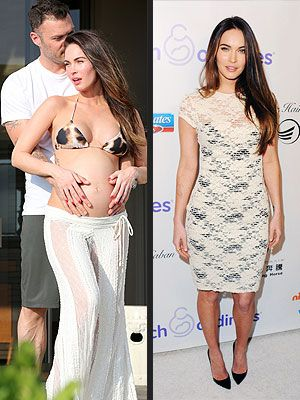 Want Megan Fox's Killer Body? Harley Pasternak Shares Her Workout - Babies, Celebrity Blog, Bodywatch, Brian Austin Green, Harley Pasternak, Megan Fox : People.com