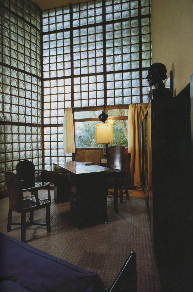 19 besten Pierre Chareau - Maison de Verre Bilder auf Pinterest ...