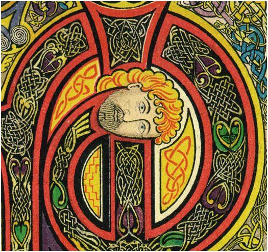 53 Best Medieval Book Of Kells Images On Pinterest