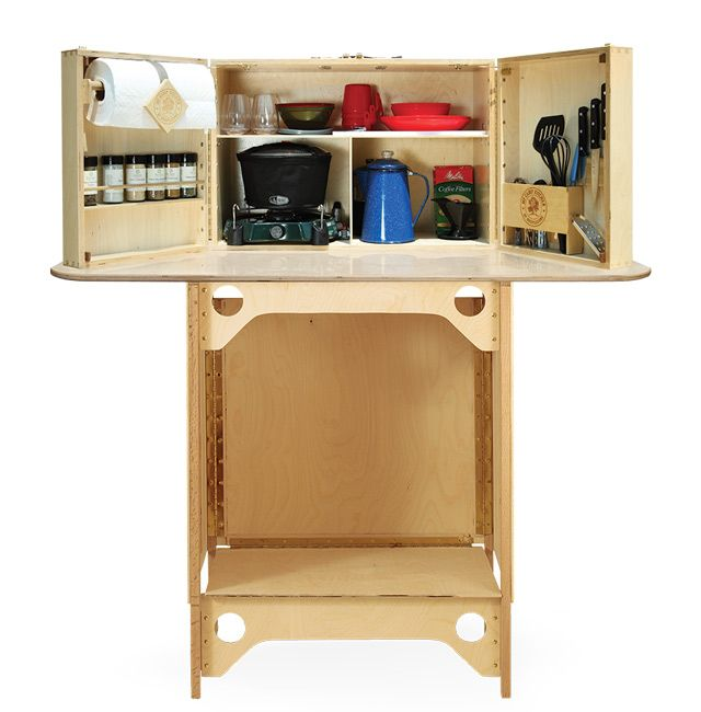 Ellegant Portable Kitchen Cabinet: 321 Best Images About Camp Kitchen Concepts On Pinterest