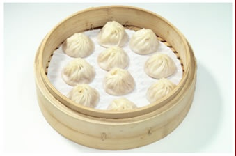 Din Tai Fung, Arcadia, California    Nestled in the quiet city of Arcadia in southern California is one of two US locations for arguably the worlds best dim sum.  Originating in China, the restaurant chain is an international powerhouse, renown for its commitment to excellence in food and service. They specialize, among other things, for their steamed pork dumplings.     Who wants to venture into a franchise on the East Coast?