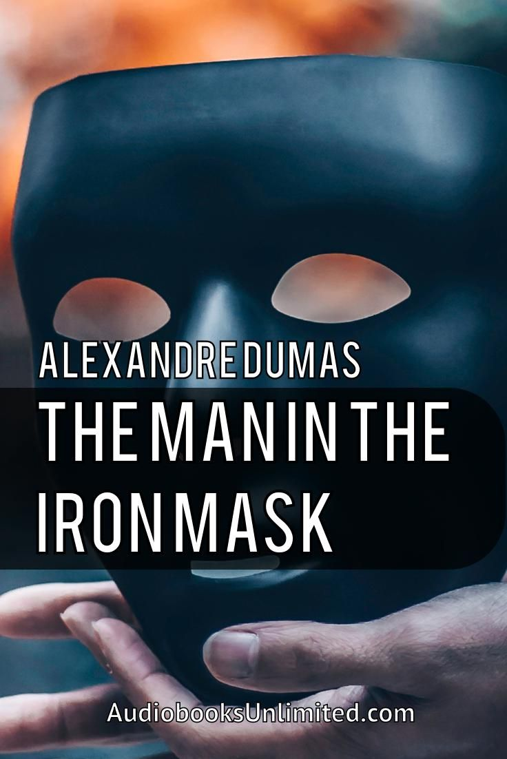 The Man In The Iron Mask audiobook by Alexandre Dumas  Free