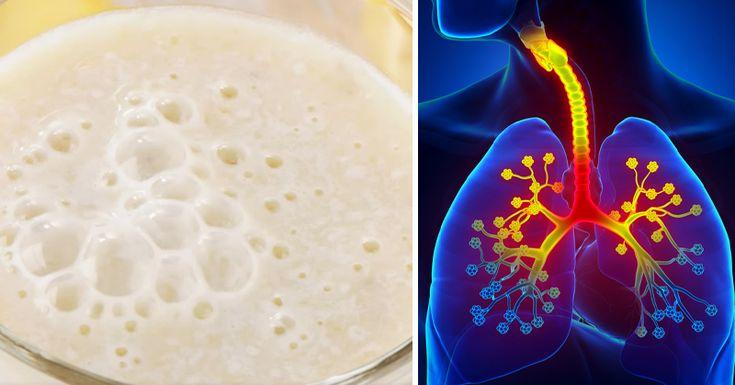 The Simple Banana & Honey Mixture Cures Bronchitis Fast via @Mamabeeblog