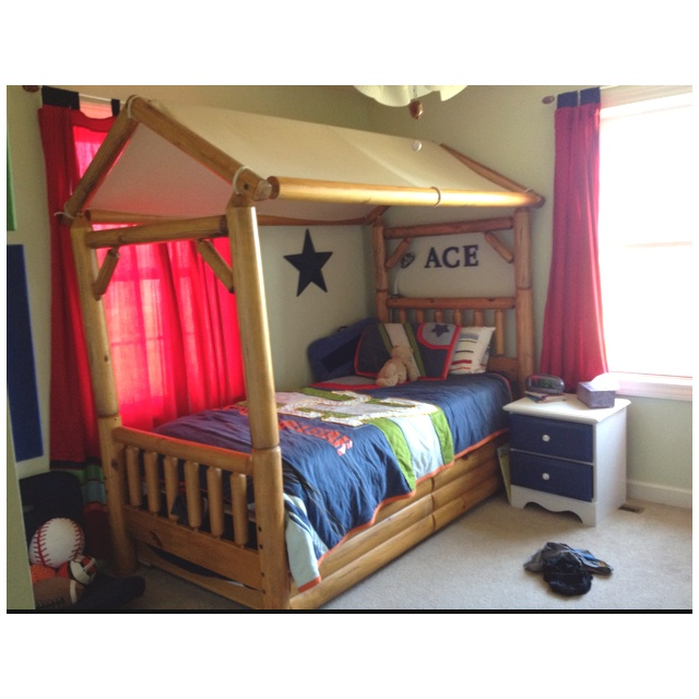 Little Boys Bed