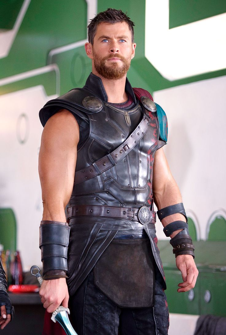 Chris Hemsworth in 'Thor: Ragnarok' (2017)