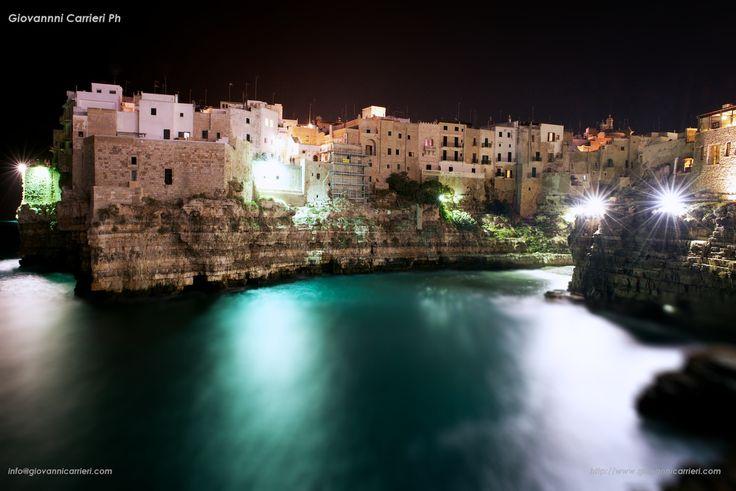 Polignano a Mare - night