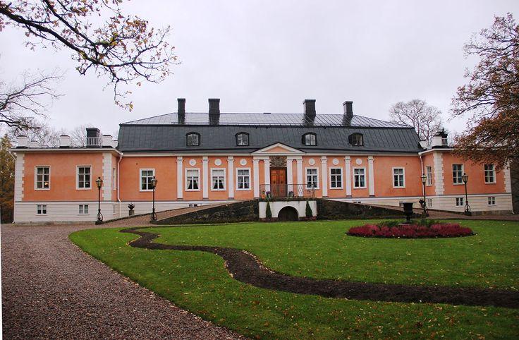 Joensuun kartano, Åminne herrgård