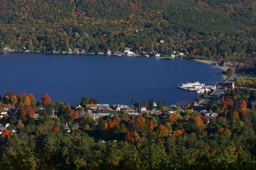 Lake George. Spent summers here when I was young. LOVE it!