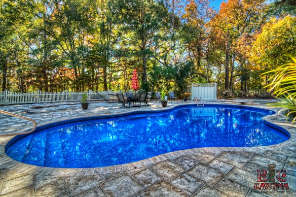 25 best ideas about pool liners on pinterest lagoon - Cheap inground swimming pool liners ...
