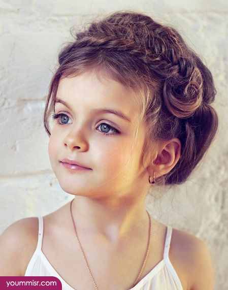 Phenomenal 1000 Images About Cute On Pinterest Child Hairstyles Hairstyles For Women Draintrainus
