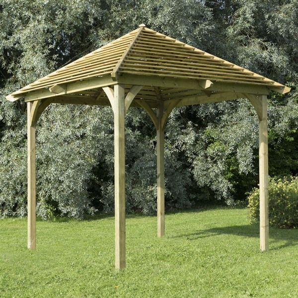 Forest Garden Venetian Pavilion (Without Decking)
