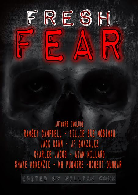 Fresh Fear: Contemporary Horror Featuring my story Perfection Through Silence.