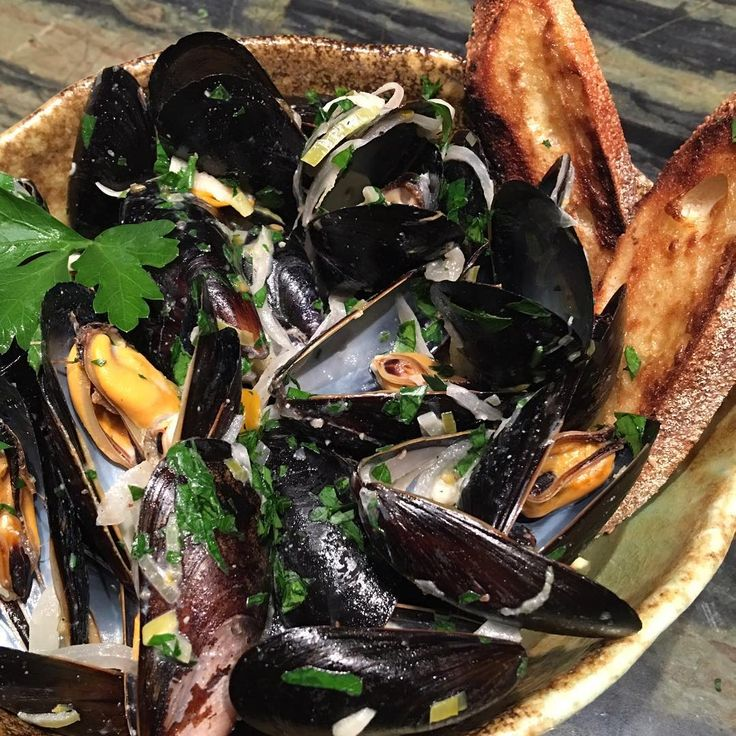 #Dinner Moules Marinières! Recipe from my book #cookingwithzac