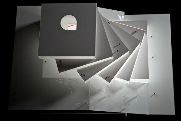 Arquitectura: La Casa Danzante: Imágen