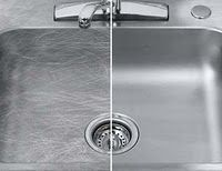 How To Remove Scratches From Stainless Steel Stainless Steel In All Its  Forms Be It Appliances. Stainless Steel Sink CleaningStainless ...