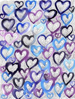 Love doodle by artbynikitajariwala at zippi.co.uk