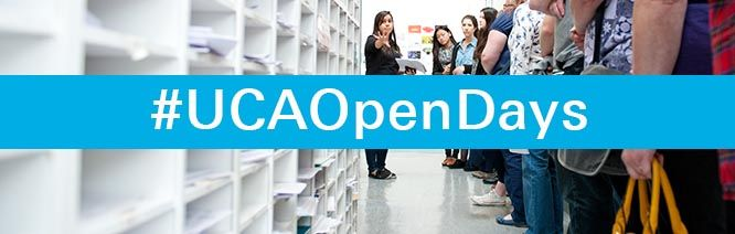 Book an open day at University of Creative Arts http://www.ucreative.ac.uk/opendays #UCAOpenDays
