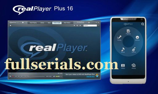 Real Player 16 Crack Serial Keygen Full Version Download
