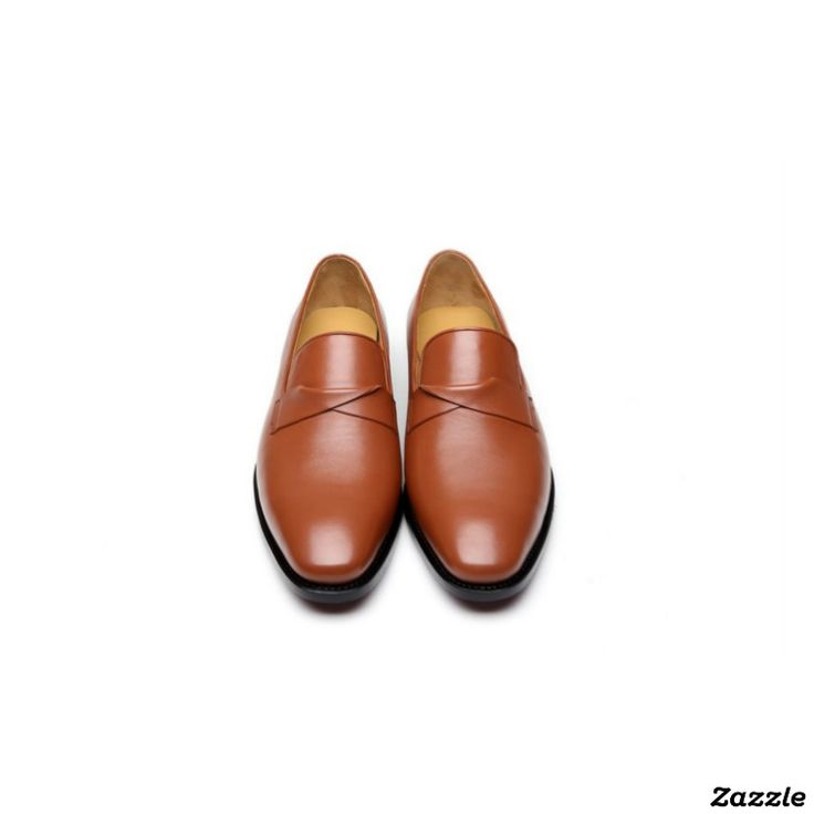 Walnut Handmade Goodyear Welted Loafer