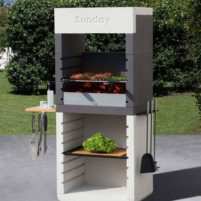 Amenagement barbecue exterieur le barbecue amenagement for Amenagement bbq exterieur
