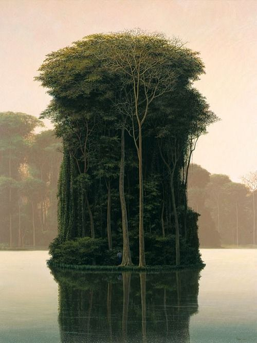 Fairie island
