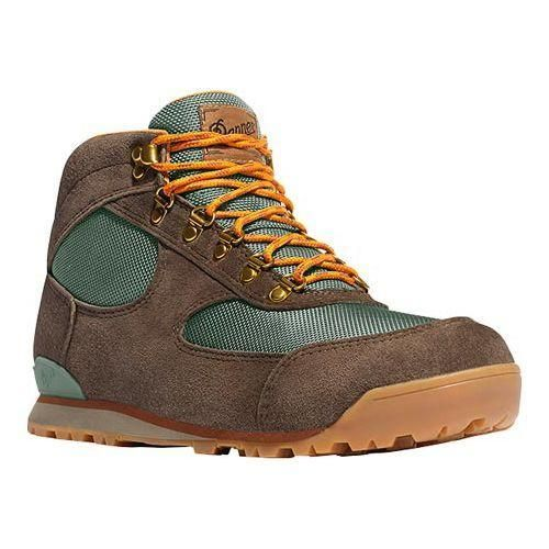 Inspired by the classic looks of the Danner boots from the 1980s, the Jag Urban Hiking Boot is a contemporary take on the retro hiker silhouette. Built to last, the Jag is built with a 100% waterproof