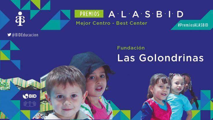 ¡Acompáñanos a felicitar a los ganadores de los #PremiosALASBID! - La educación de calidad es posible