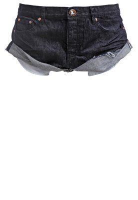 RAW BANDITS - Szorty jeansowe - raw