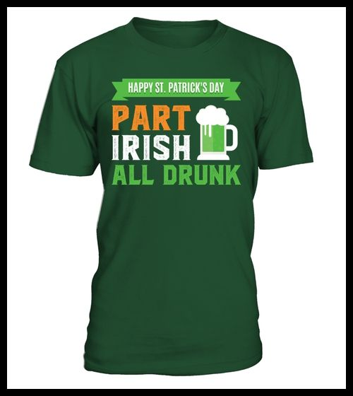 Happy St Paddys Day Shirt (*Partner Link)