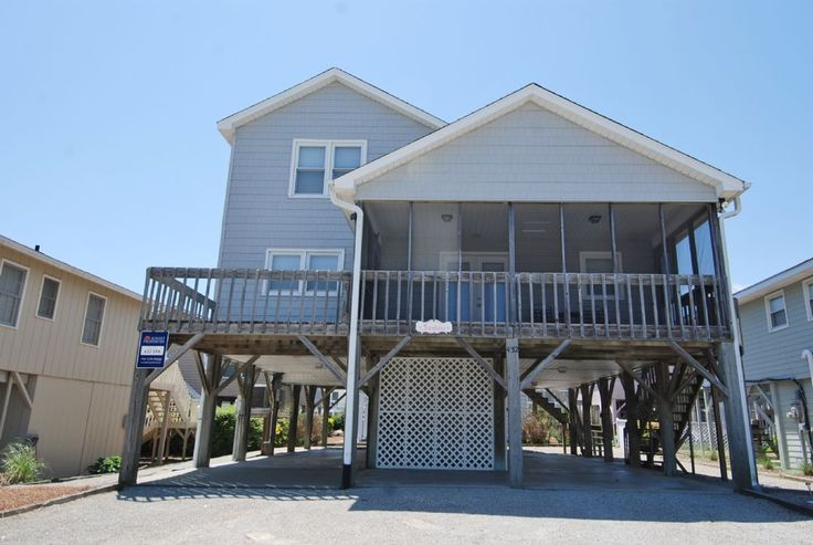 Sunkiss - House | 5th-9th Row Sunset Beach Vacation Rentals
