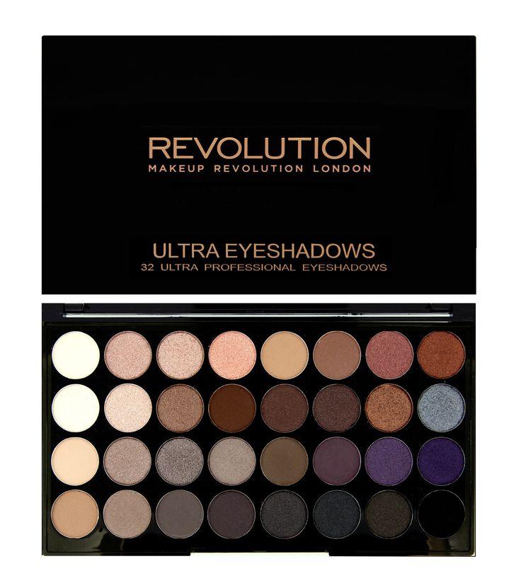 Makeup Revolution Paleta 32 Cieni Affirmation