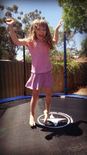 The delight of receiving a new trampoline on Christmas morning is a treasure to behold. Luckily, the fun also last for many years to come!!  www.jumpstar.com.au