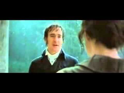 Orgoglio e Pregiudizio - Dichiarazione d'amore di Darcy - 2005