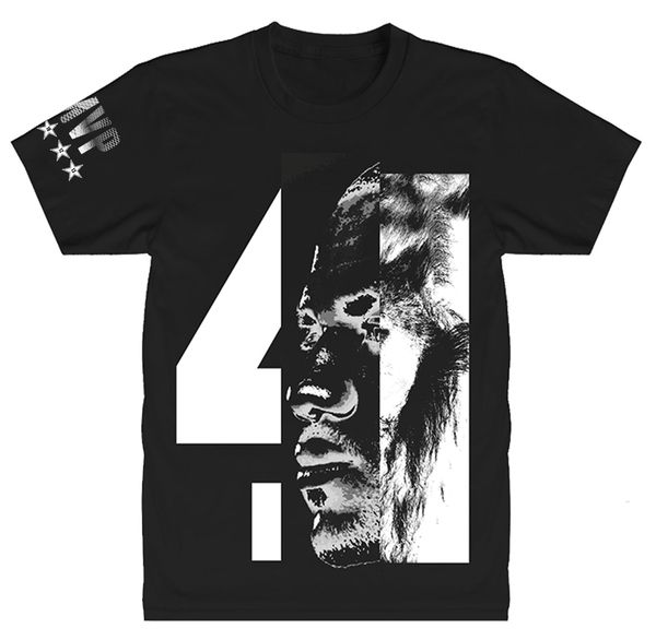 LeBron James MVP 4X Tee