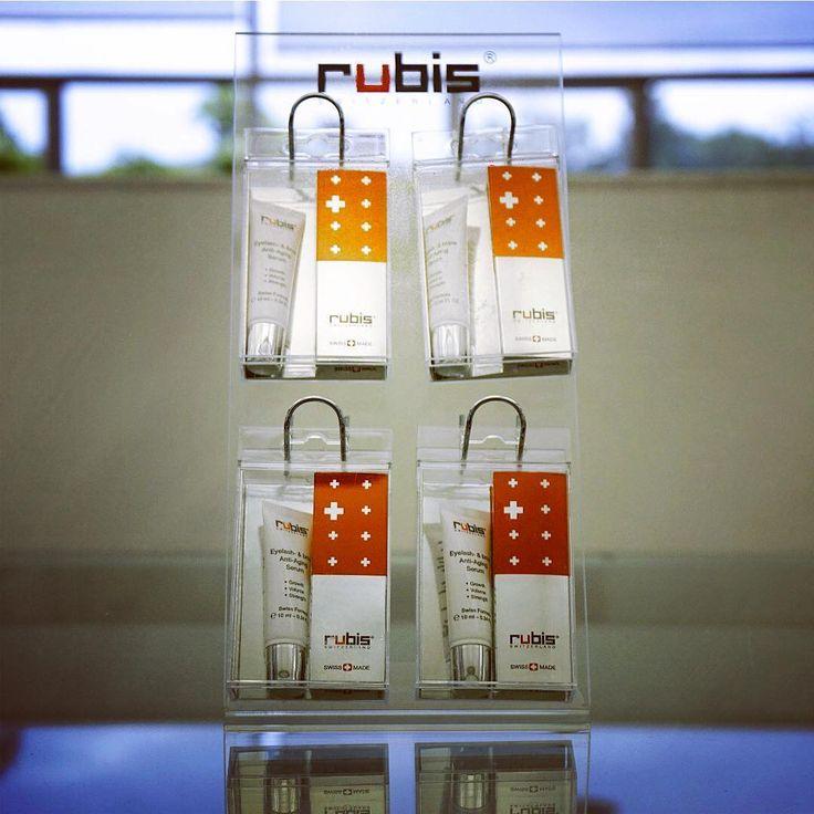Rubis Blog - Anti-Aging Serum für Wimpern und Augenbrauen von Rubis Switzerland