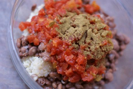 Rotel Beans and Rice (Potluck Meal) – $5 Dinner Challenge