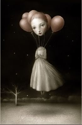 Nicoletta Ceccoli, one of my favorite illustrators.